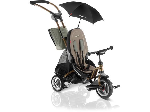 Puky CAT S6 Ceety Trehjulet cykel Børn, bronze